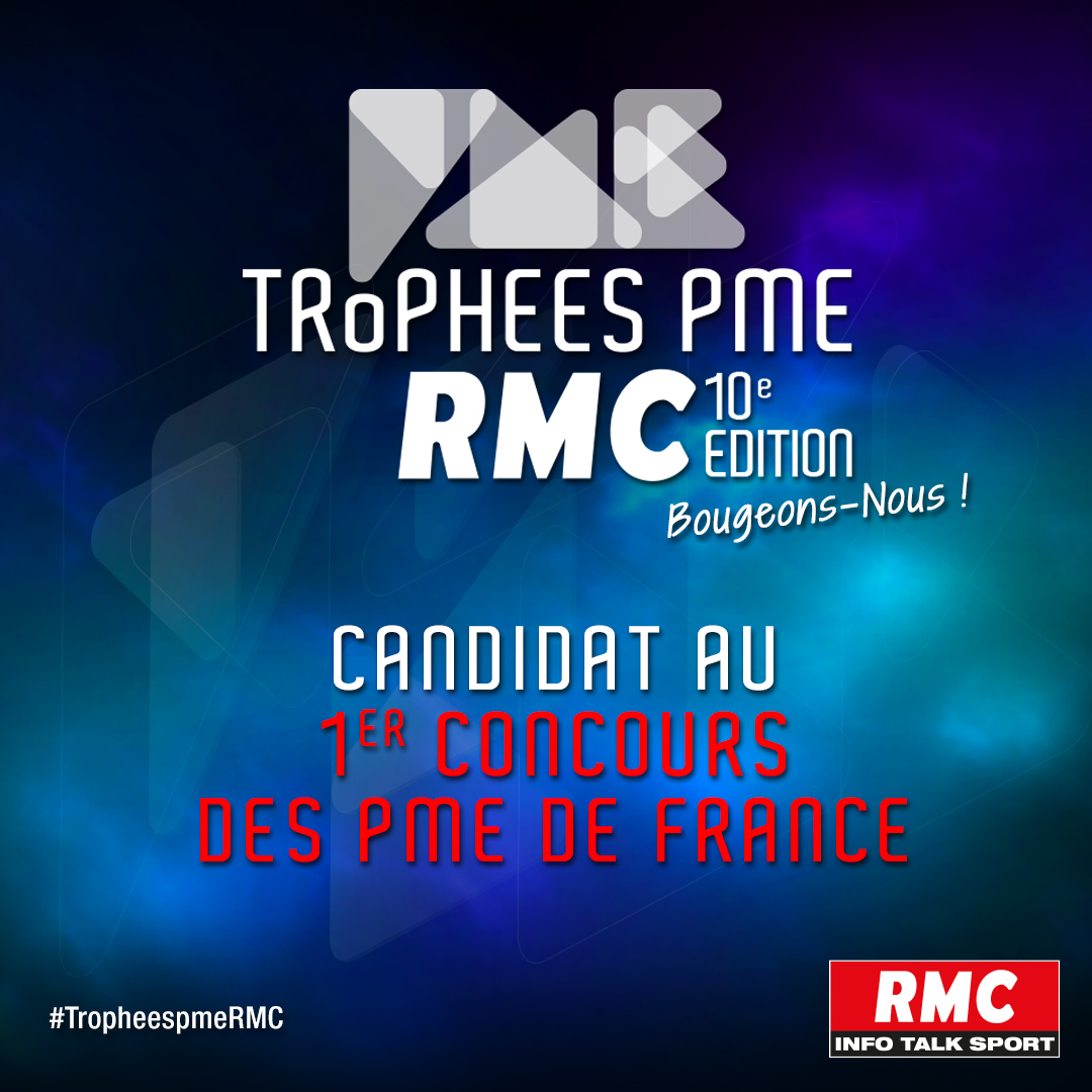 Candidat TROPHEES PME RMC